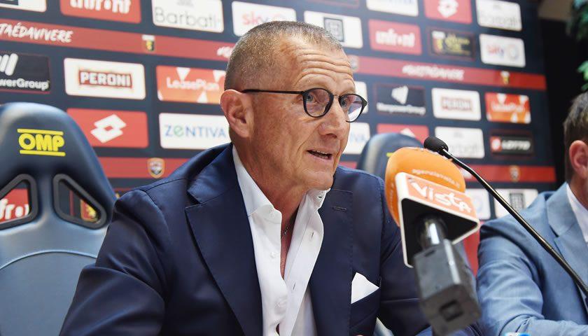 Andreazzoli ni več trener Genoe