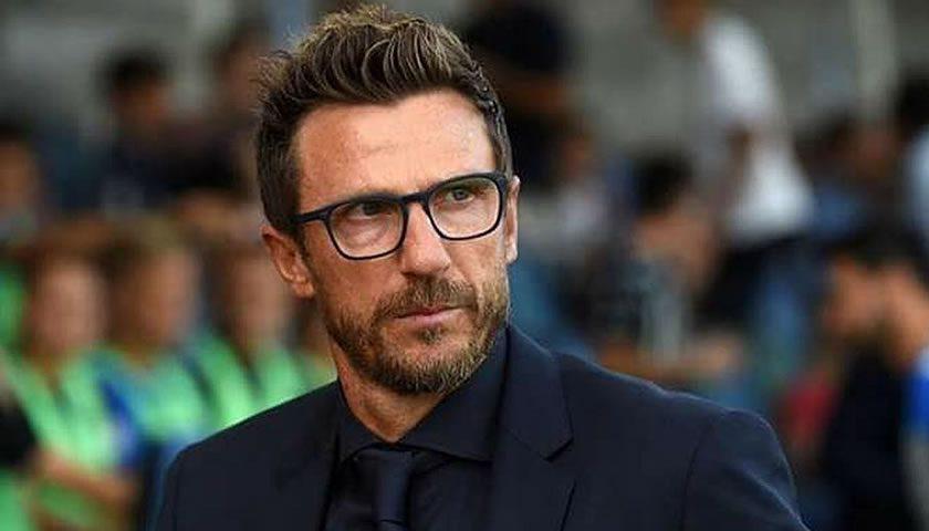 """Sampdoria: Di Francesco letošnja prva """"žrtev"""" med trenerji"""