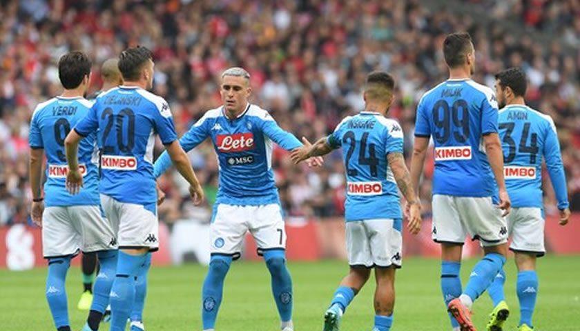 13. krog: Napoli zgublja stik z vrhom