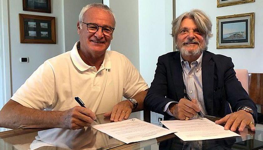 Sampdoria: Ranieri namesto DiFrancesca