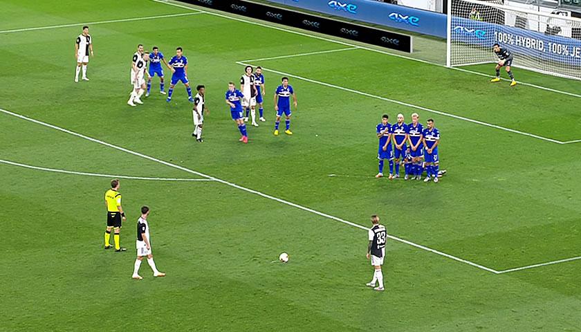 Juventus ima prvi popravni izpit za osvojitev prvenstva